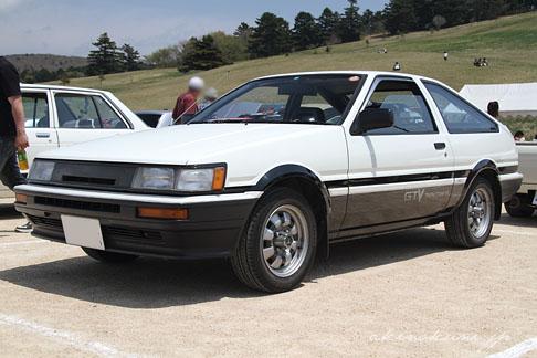 トヨタ・AE86の画像 p1_8