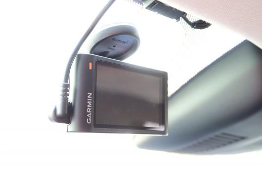 ドライブレコーダー ガーミン GDR E350J