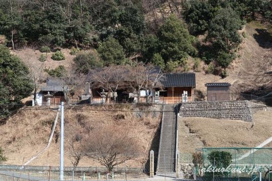 可部護国神社(招魂社)