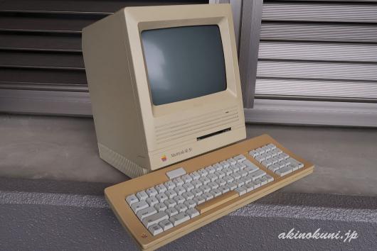 なぜかウチにある動かない Apple Macintosh SE/30