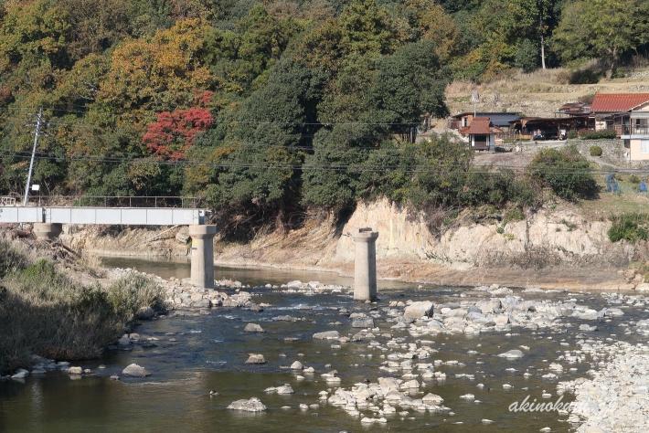 平成30年11月の第1三篠川橋りょう