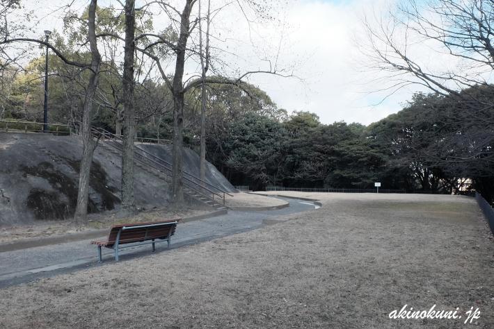 広島湾要塞 演習砲台跡 2