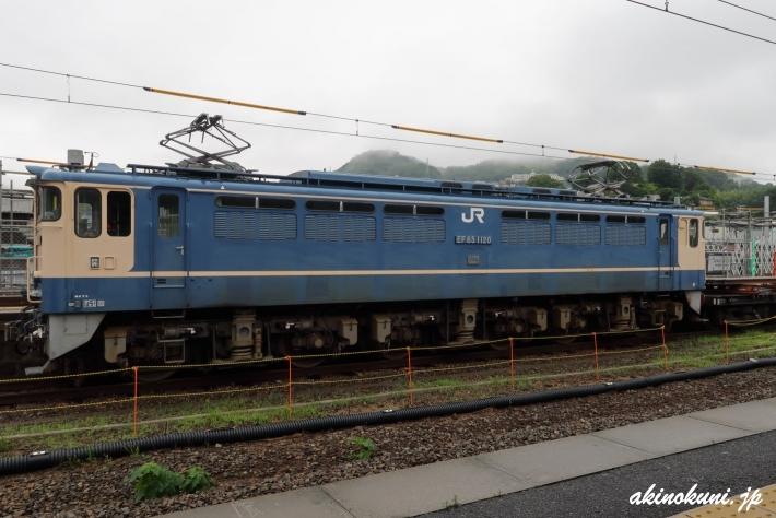EF65-1120 横から