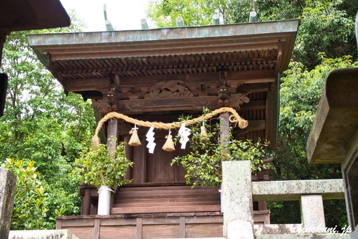 報国神社 本殿