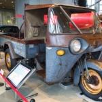 三輪トラック GDZA型